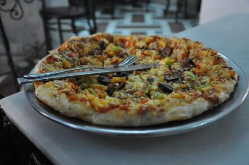 Fatatri Pizza El-Tahrir © Ekkehart Schmidt