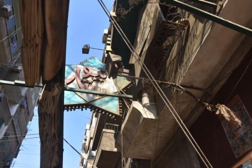 Ende der Vorstellung: Tote Kinos in Kairo© Ekkehart Schmidt