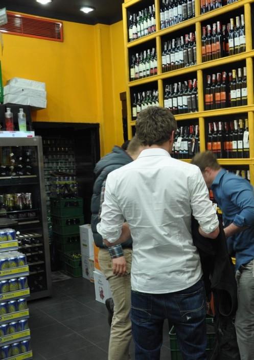 Alkoholläden in Kairo © Ekkehart Schmidt