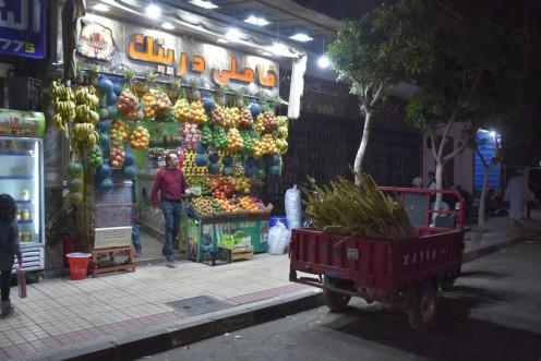 Qasabpressen und andere Kairoer Saftläden© Ekkehart Schmidt