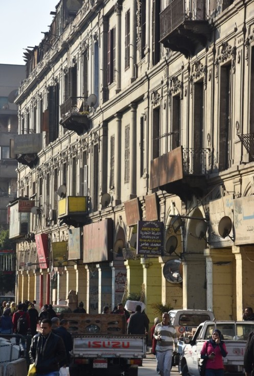 Eden Palace Hotel_Kairo © Ekkehart Schmidt