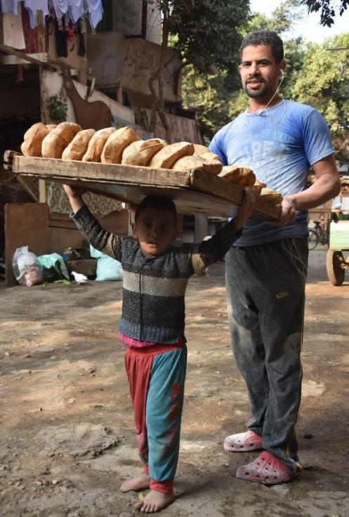 Aisch baladi: Das tägliche Brot © Ekkehart Schmidt
