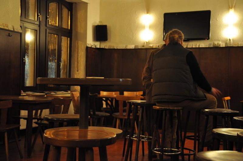 Kleine historische Kartographie Nauwieser Cafékneipen  akihart