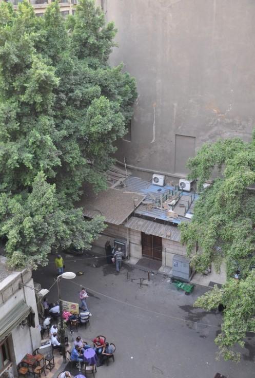 Kursaal in Kairo © Ekkehart Schmidt