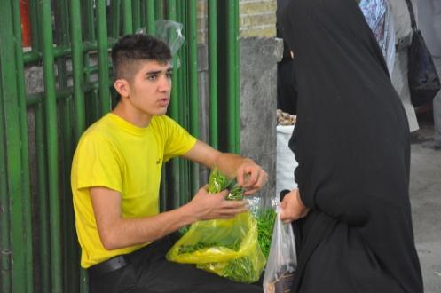 Tajrish, Teheran