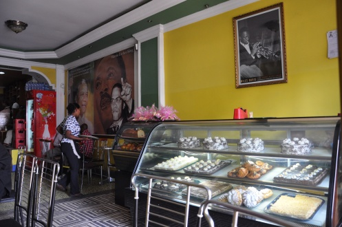 National Cafe, Addis, Ekkehart Schmidt-Fink