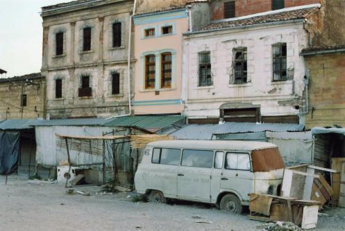 Albanien_Korce_Markt Copyright Ekkehart Schmidt-Fink