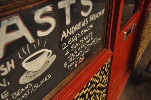 Andrew's Caff_London (c) Ekkehart Schmidt