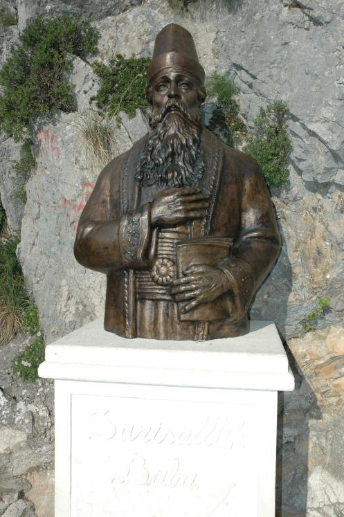 Bektashi-Heiligtum in Kruje © Ekkehart Schmidt-Fink