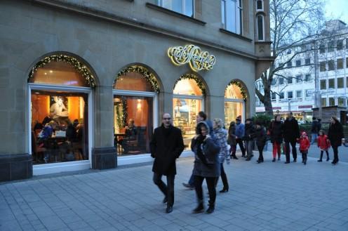 Café Reichard Köln © Ekkehart Schmidt