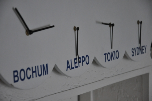Hotel Aleppo, Bochum © Ekkehart Schmidt-Fink