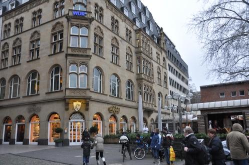 Café Reichard Köln © Ekkehart Schmidt-Fink
