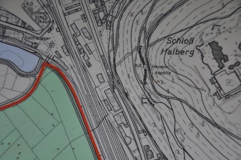 Mithras-Heiligtum am Halberg © Ekkehart Schmidt-Fink