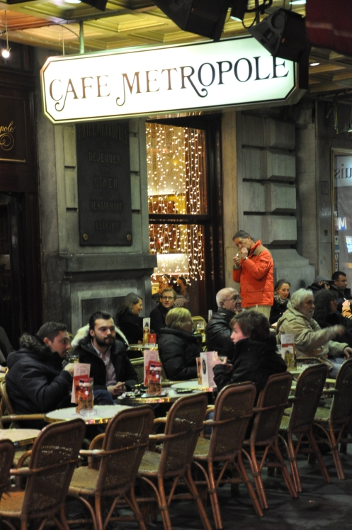 Café Metropole Bruxelles © Ekkehart Schmidt-Fink