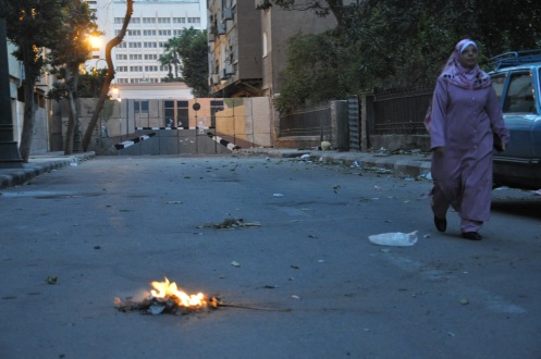 Kairo im März 2012, copyright: Ekkehart Schmidt-Fink