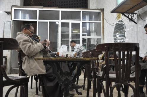 Café Sadd el-Ali © Ekkehart Schmidt-Fink