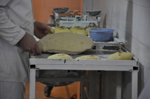 Persisches Brot © Ekkehart Schmidt