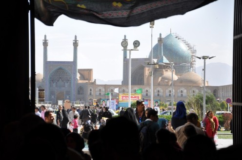 Meidan-e Imam Isfahan (c) Ekkehart Schmidt