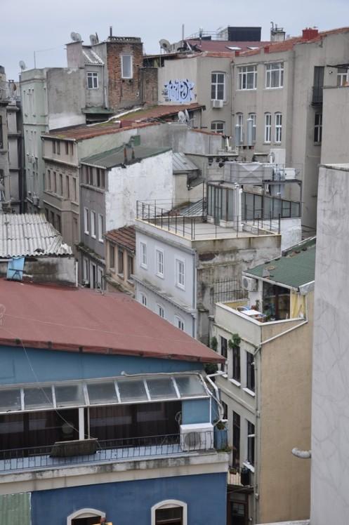 Bristol Hotel Istanbul © Ekkehart Schmidt