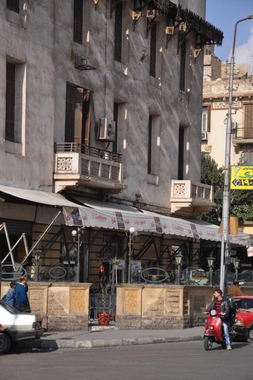 L'Amphitryon Kairo © Ekkehart Schmidt