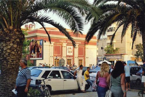 Vlora: Theater Vlora (c) Ekkehart Schmidt