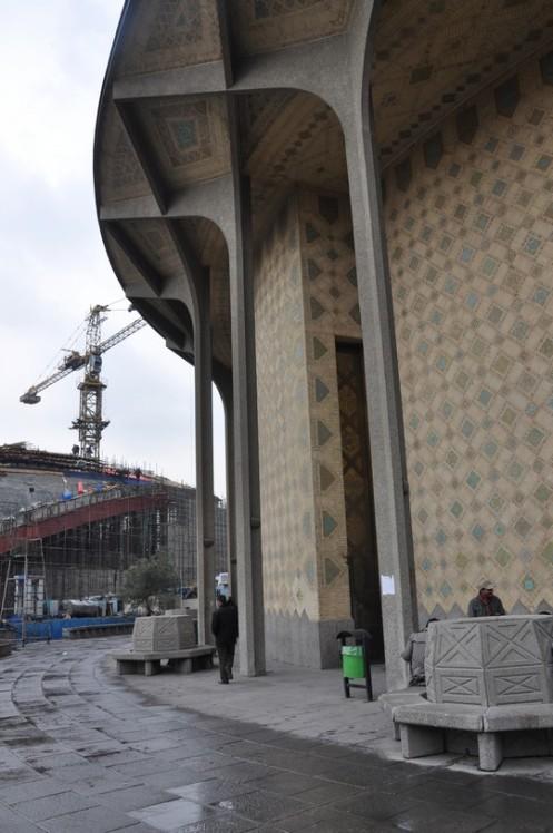Theater Teheran © Ekkehart Schmidt
