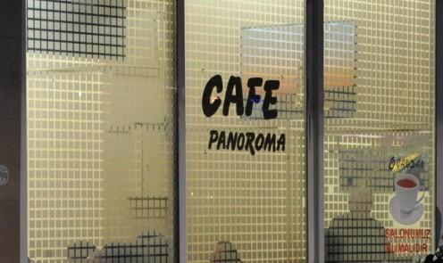 Panorama Café Kadiköy © Ekkehart Schmidt