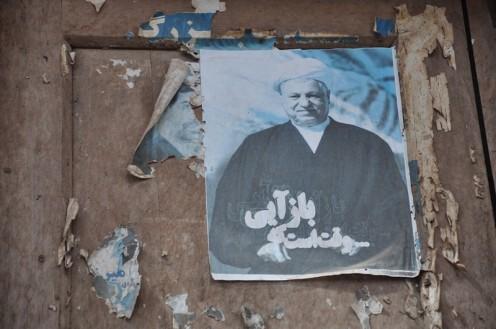 Wahlplakate im Iran © Ekkehart Schmidt
