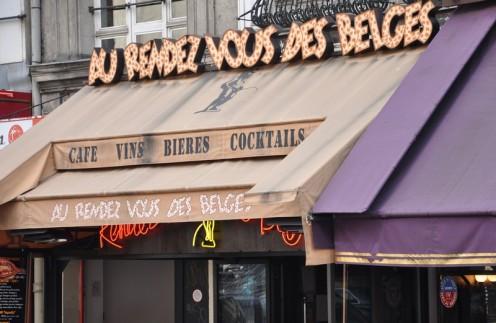 Au Rendez-Vous des Belges © Ekkehart Schmidt