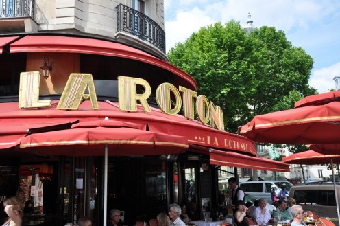 La Rotonde, Paris © Ekkehart Schmidt