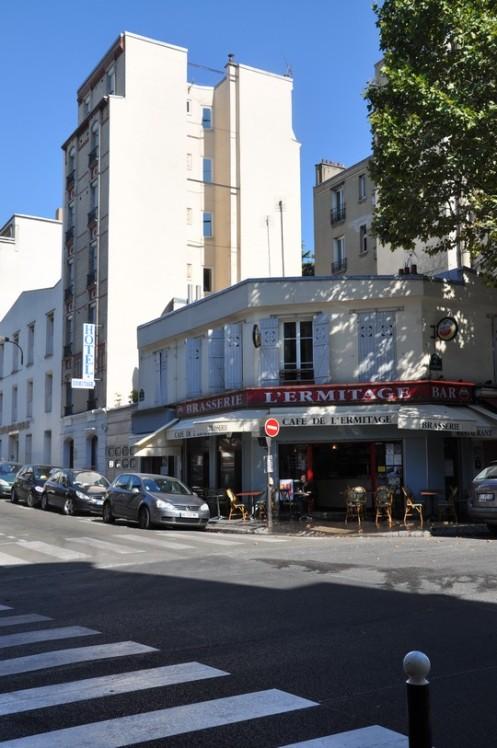 Hotel de l'Ermitage Paris © Ekkehart Schmidt