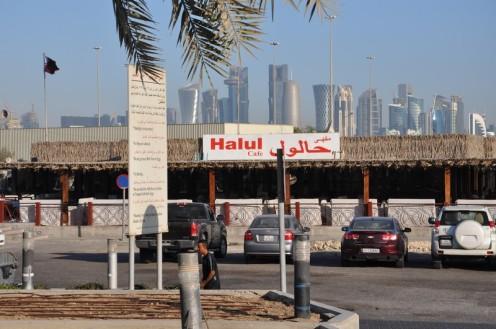 Halul Café Doha © Ekkehart Schmidt 2013