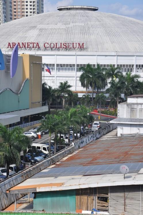 Araneta Coliseum, Thrilla in Manila © Ekkehart Schmidt 2013
