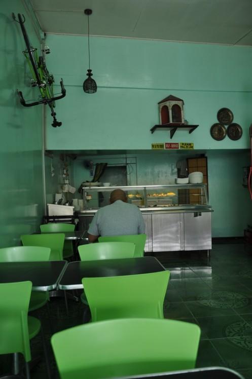 Pat's Place, Manila © Ekkehart Schmidt
