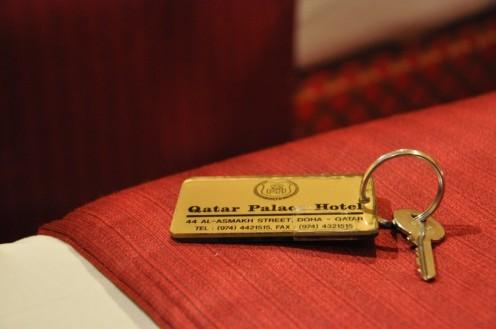 Qatar Palace Hotel, Doha © Ekkehart Schmidt 2013