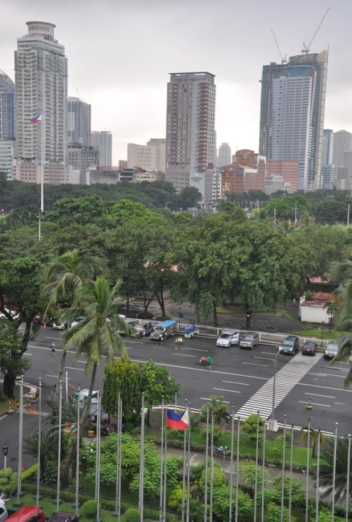 Manila Hotel © Ekkehart Schmidt