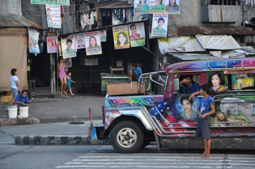 Jeepneys in Manila © Ekkehart Schmidt