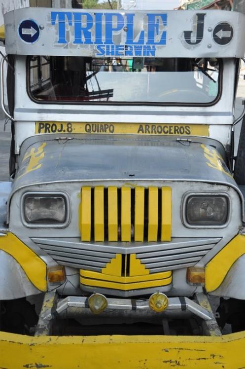 Jeepneys in Manila © Ekkehart Schmidt