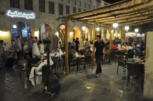 Corner Café_Doha © Ekkehart Schmidt 2013
