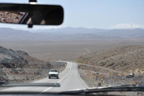 Unterwegs nach Jiroft © Ekkehart Schmidt