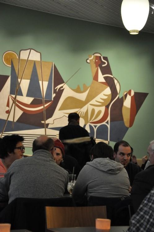Funkhaus Café_Köln © Ekkehart Schmidt