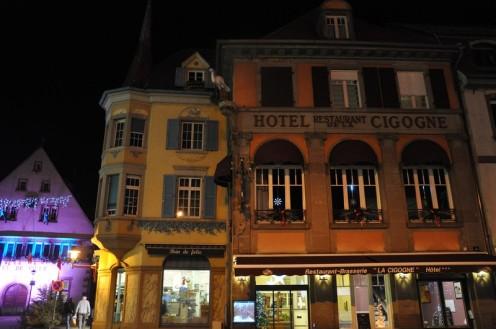 Hotel de la Cigogne_Munster  © Ekkehart Schmidt