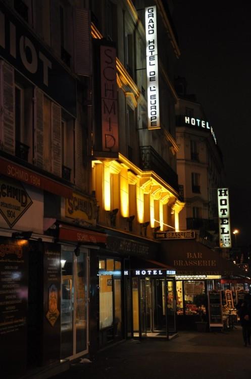 Grand Hotel de l'Europe_Paris © Ekkehart Schmidt