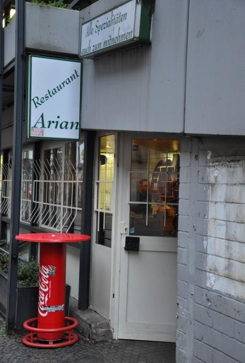 Arian Grill_Saarbrücken © Ekkehart Schmidt