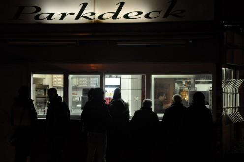 Arian Grill/ Parkdeck_Saarbrücken © Ekkehart Schmidt