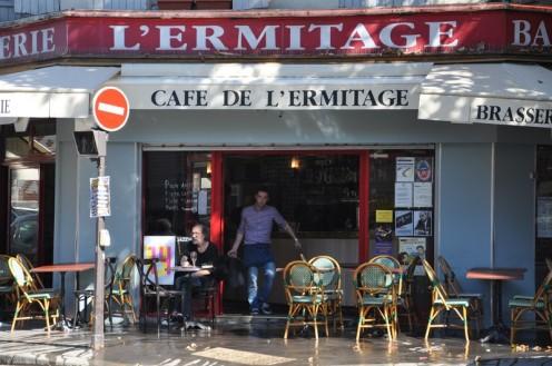 Café Ermitage_Paris © Ekkehart Schmidt