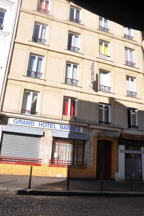Grand Hotel Barbes (c) Ekkehart Schmidt