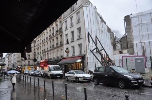 Café Hotel de l'Univers_Paris © Ekkehart Schmidt