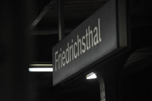 Bahnhof Friedrichsthal © Ekkehart Schmidt