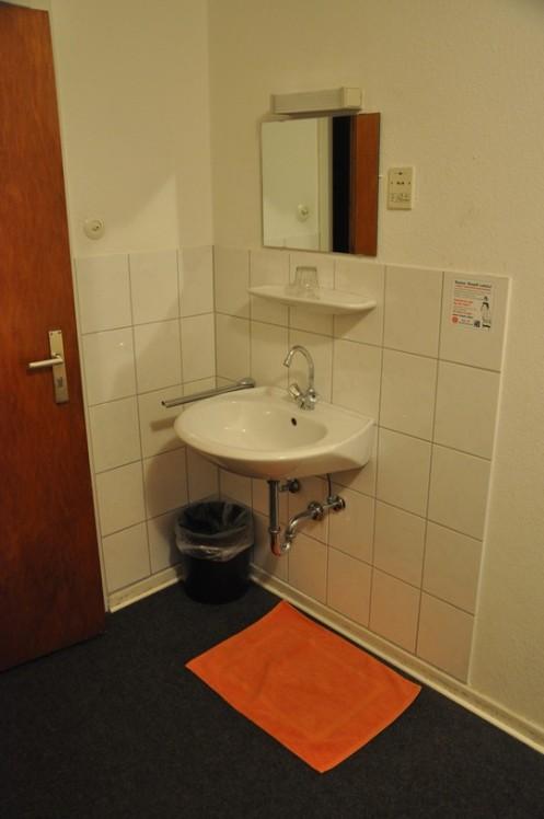 Hotel im Kolpinghaus_Bochum © Ekkehart Schmidt